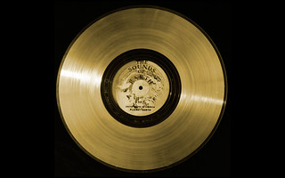 Voyager Golden Record Inscription | by NASAJPL
