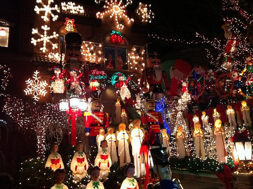 Dyker Heights Christmas Lights | by shinya
