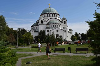 St Sava | by Married with Maps