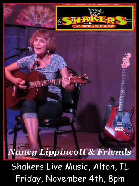 Nancy Lippincott & Friends 11-4-16