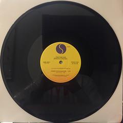 TOM TOM CLUB:WORDY RAPPINGHOOD(RECORD SIDE-A)