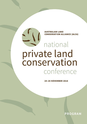 National Private Land Conservation Conference #PLCConf16