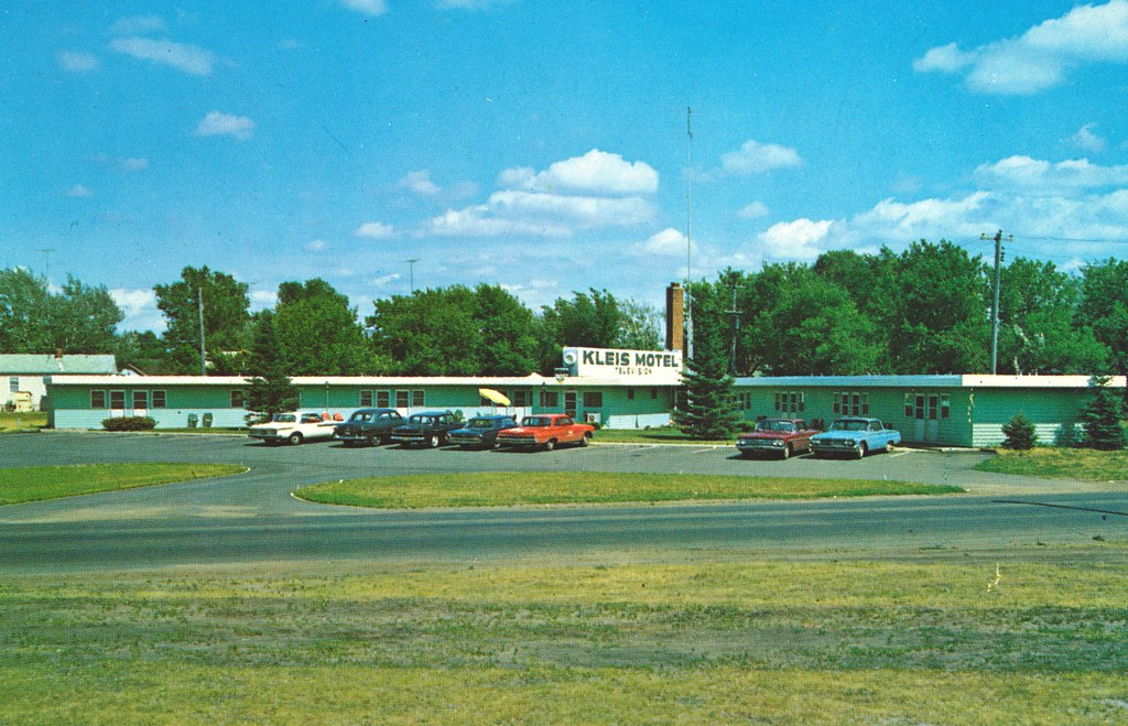 Kleis Motel - St. Cloud, Minnesota