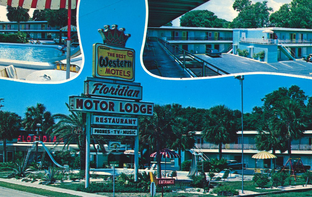 The Floridian Best Western Motor Lodge - St. Augustine, Florida