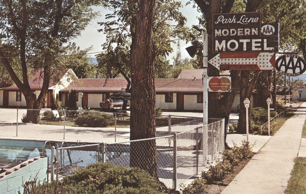 Park Lane Motel - Canon City, Colorado