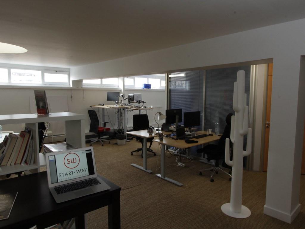 Espace de coworking et bureaux partagés à paris tolbiau flickr