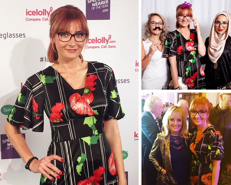 Specsavers Spectacle Wearer of the Year Awards | Not Dressed As Lamb with Twiggy, Little Magpie and Amena