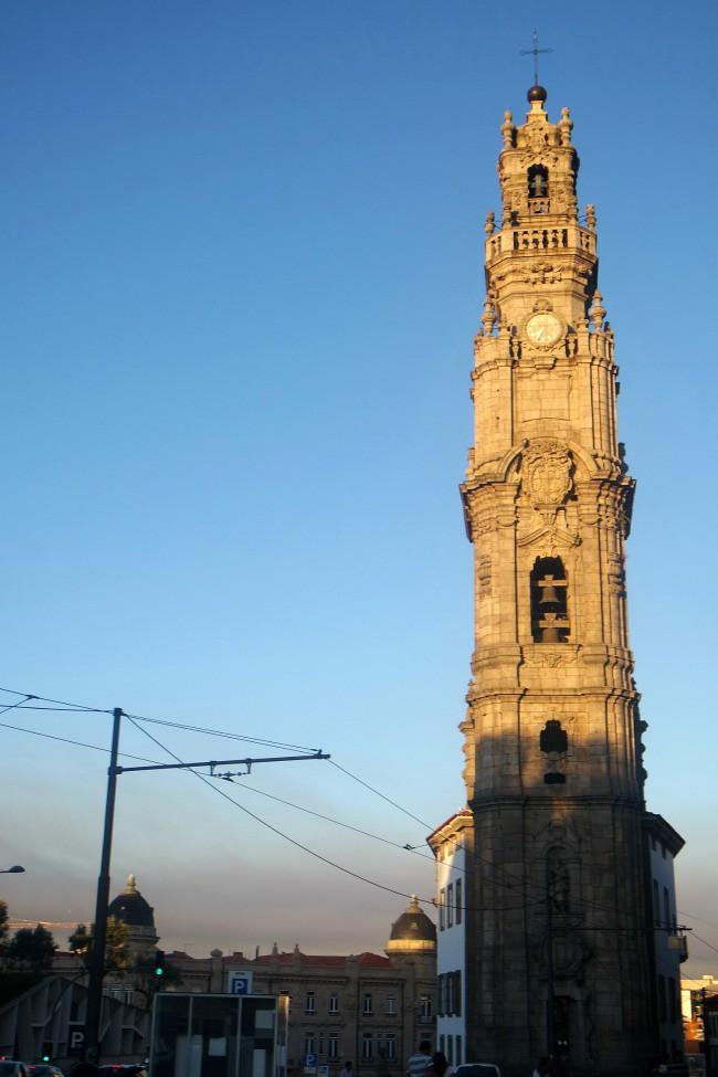 Porto -  Torre dos clerigos