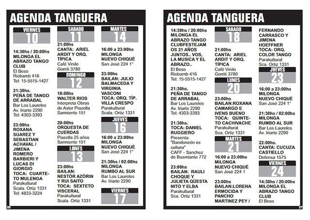 Revista Punto Tango 125 de Marzo 2017 - 14