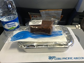 Cebu Pacific in flight meal | by www.iCandy.pw