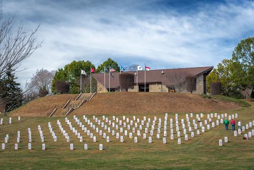 Western Carolina State Veterans Cemetery Black Mountain