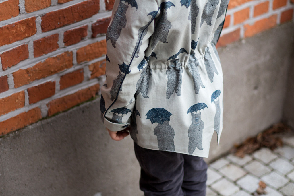 Bloggers for Life: Lars parka