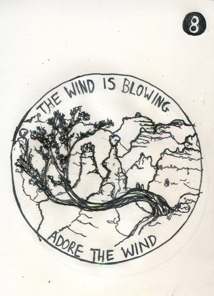 Symbol 8 The Wind Is Blowing Adore The Wind This Symb Flickr