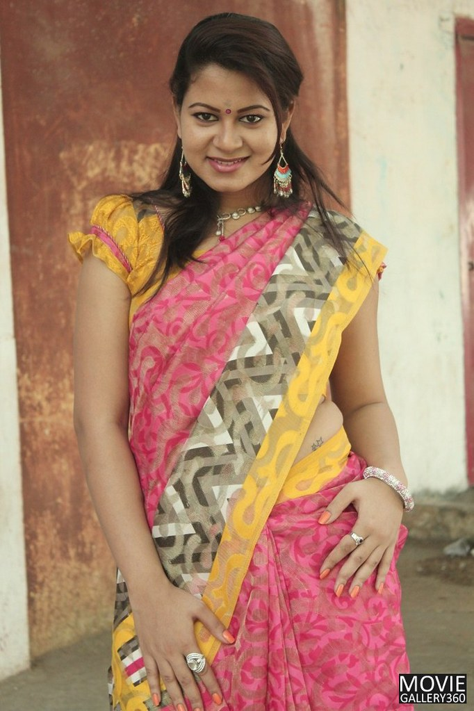 Tamil B Grade Movie Actress Asmitha Hot Saree Images 02 Flickr