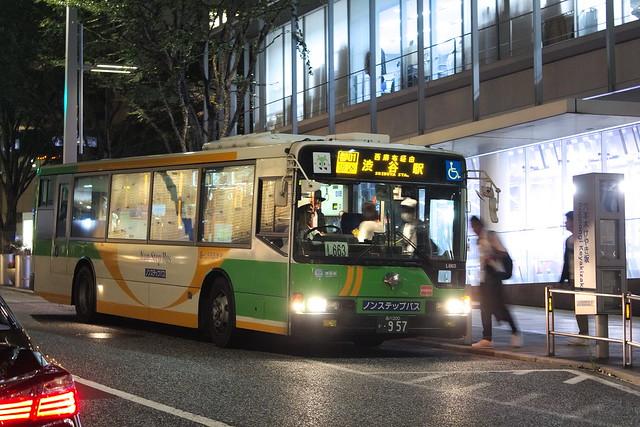 2016/10/07 東京都交通局 L663