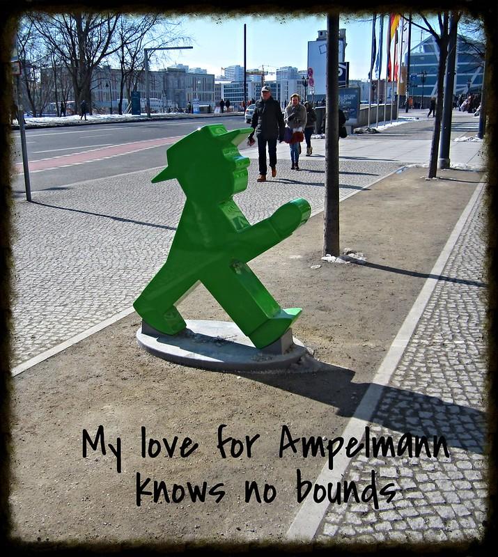 Berlin-walking man
