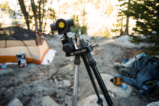 Trailpix tripod rig | by speedcenter2001
