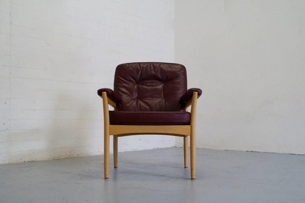 2Vintage G M¸bel fauteuil scandinavisch modern design jare…