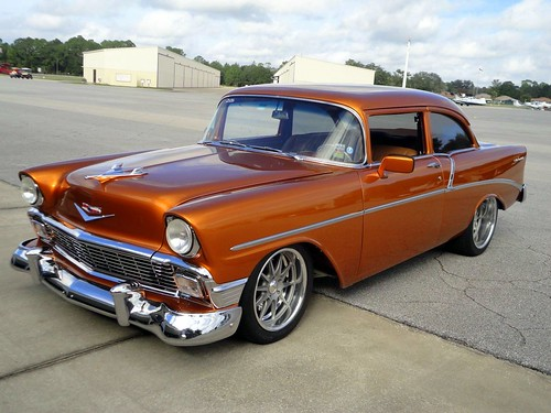 Chevrolet Bel Air 1956 >> 1956 Chevy Bel Air Coupe Resto-Mod | Steve Ferrante | Flickr