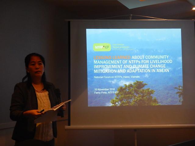 NTFP Forum Vietnam