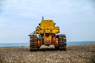 Tractor @ Clye | by padolsey