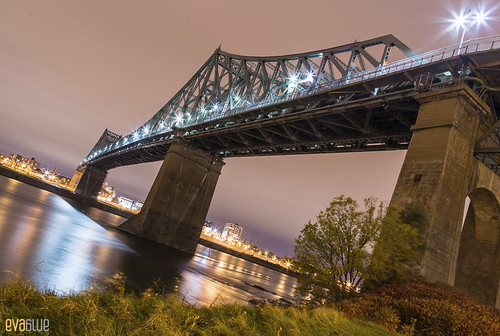 jacques cartier bridge | by Eva Blue