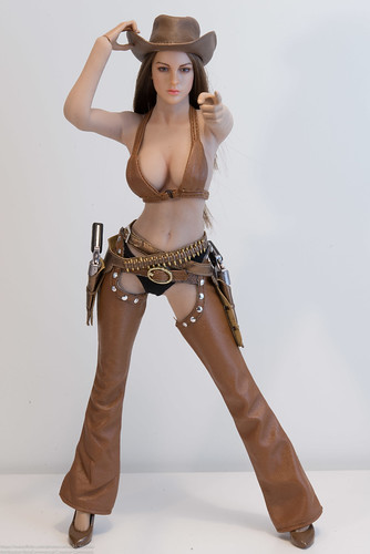 hot naked sexy cowgirl