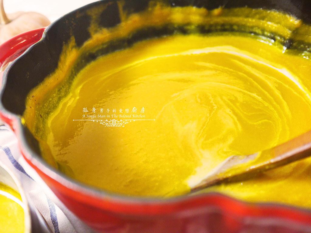 孤身廚房-香料南瓜湯40