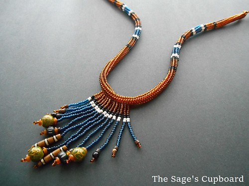 Nephthys Necklace 1 | by The Sage's Cupboard