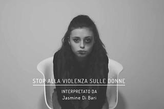 Noicattaro. Spot violenza sulle donne front