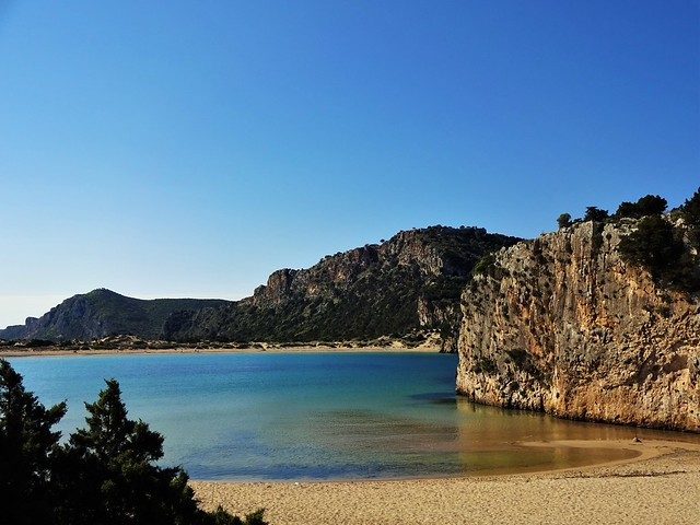 Bucht von Voidokilia