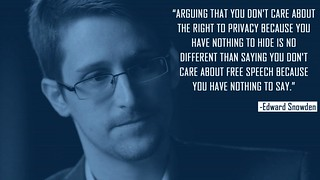 Edward Snowden | by Sons Of Piracy