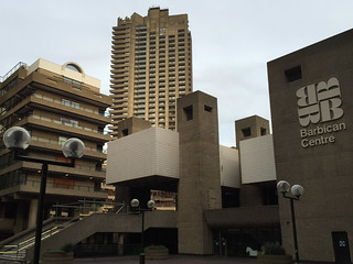 Barbican | by diamond geezer