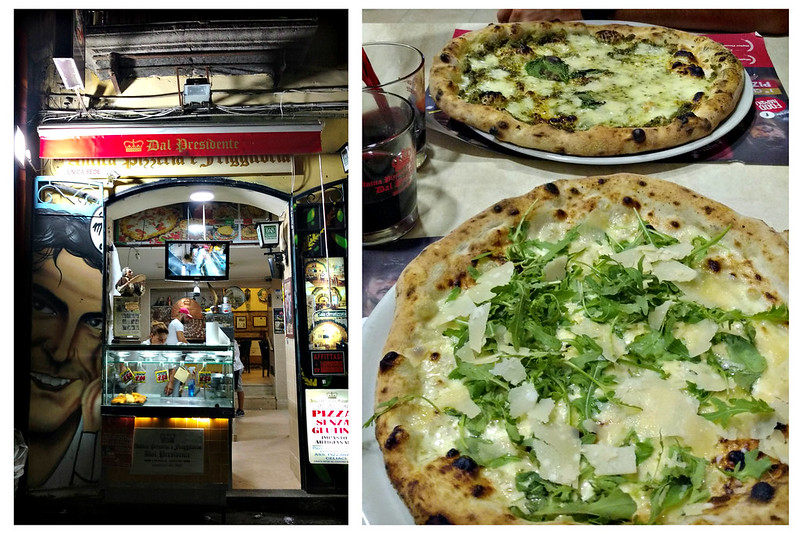 Pizzarias Nápoles