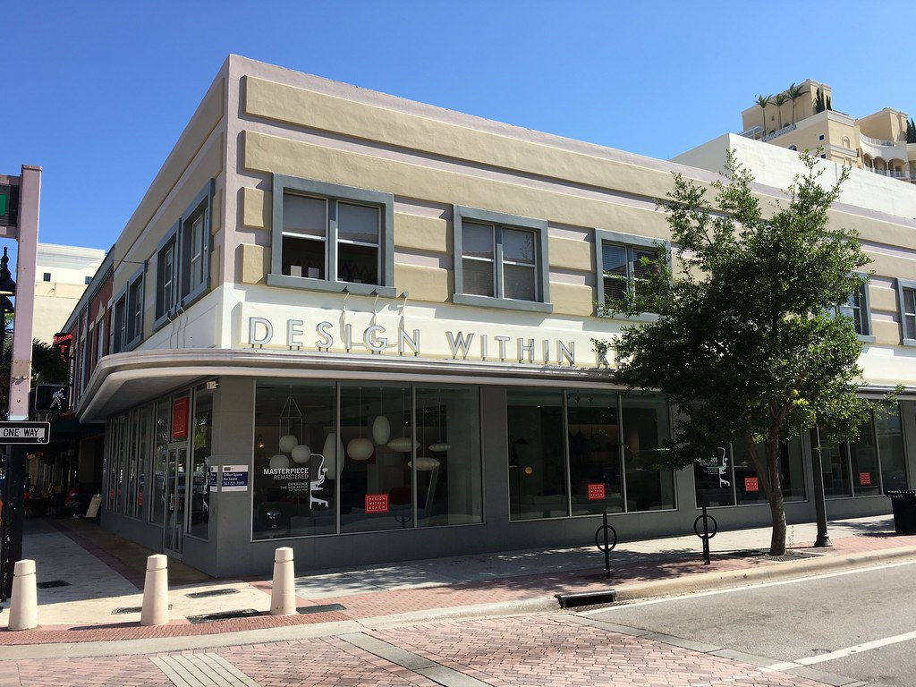 Former Walgreens Now Design Within Reach West Palm Beach Flickr