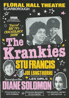 Floral Hall Programme: The Krankies | by storiesfromscarborough