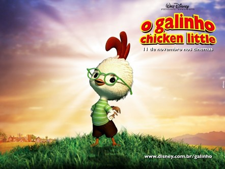 Chicken Little Poster 00020