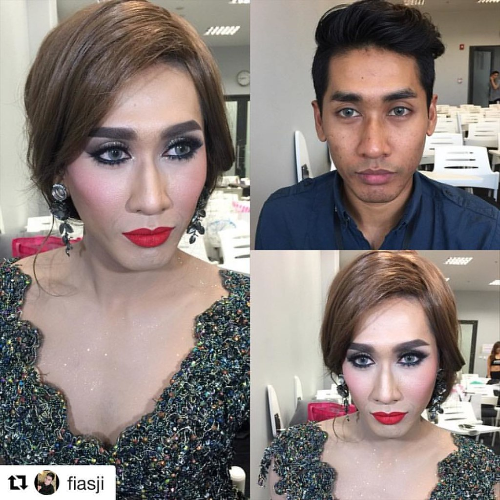 Repost @fiasji with @repostapp ・・・ Makeover