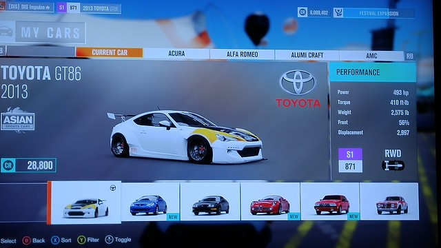 (FH3) RWD/FWD Restricted Cross Highway Trail RESULTS UP 31329312936_6e9f1c9165_z