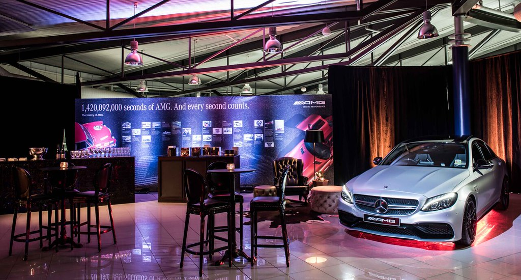 ... Event At Mercedes Benz Melbourne | By VALIANT HIRE