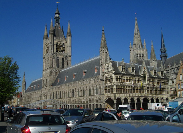 Cloth Hall, Ypres