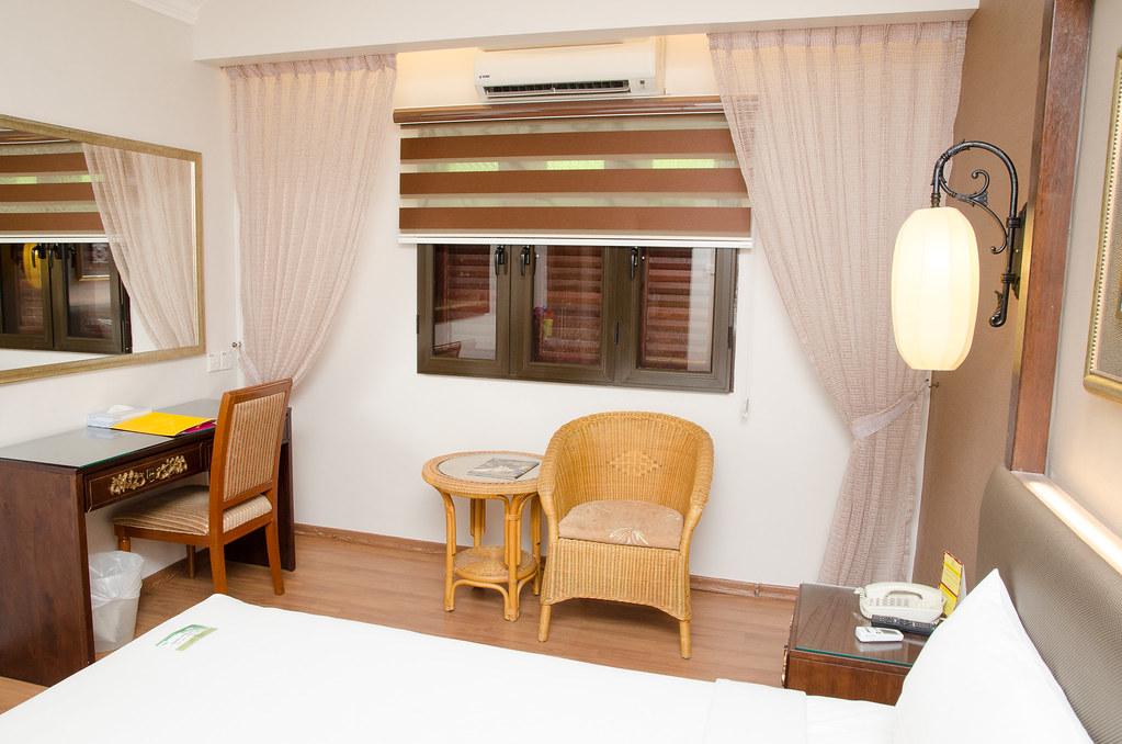 Hotel Puri Melaka's room