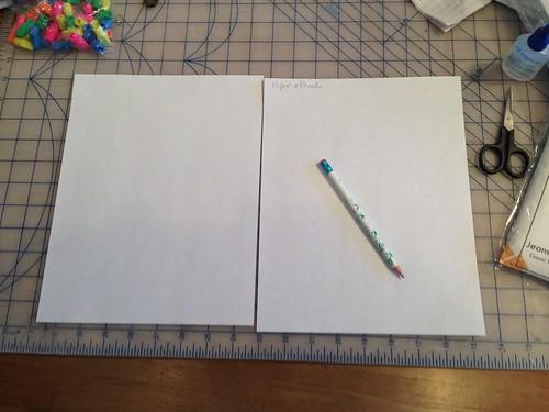 Bunting Pattern 1