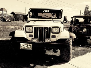 Jeep meet at Indian River Inlet (delaware) | by delmarvausa