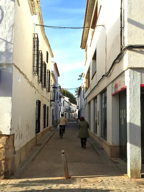 Streets of Almagro, Spain