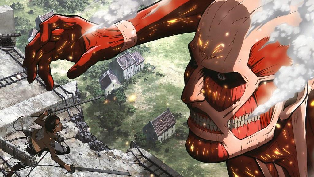 manga Shingeki no Kyojin chapter 110 | attack on titan 110 ...