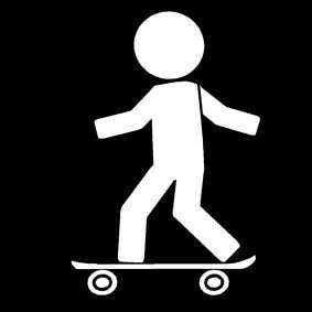 desenhos para pintar menino skate 013 italoaugusto204 flickr