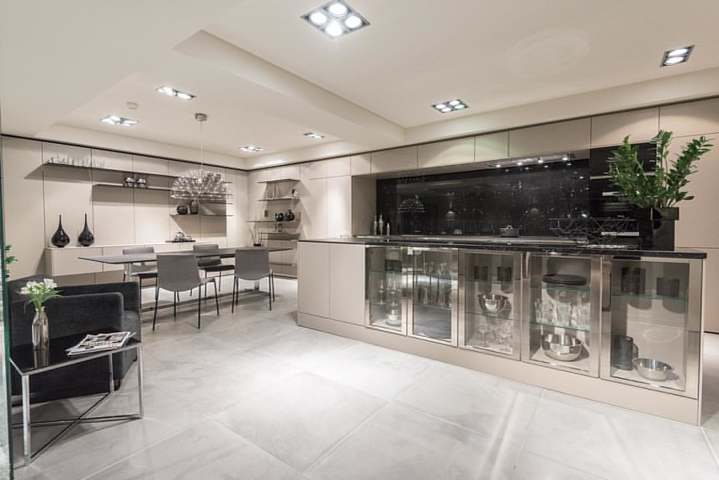 Siematic Se 8008 Lm Agate Grey And S2 Black Part Of Siema Flickr