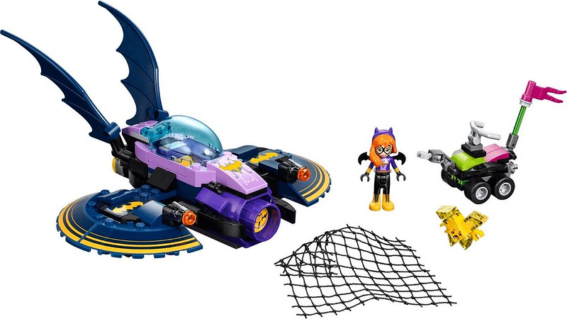LEGO DC Super Hero Girls 41230 - Batgirl's Batjet