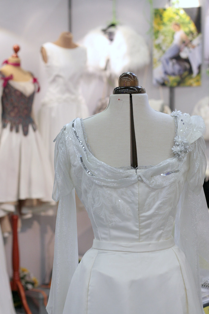 """Robe de mariée """"Reine des Neiges"""""""